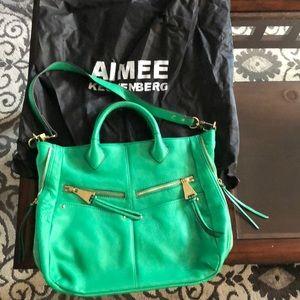 Aimee Kestenberg Leather Handbag